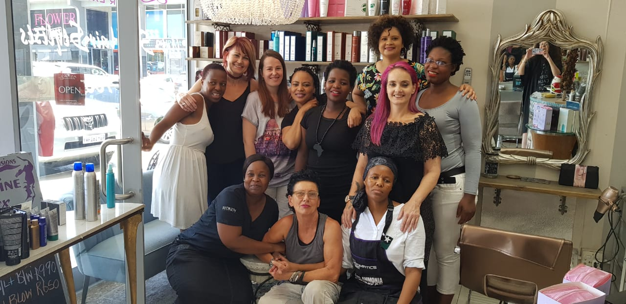 Beautyline Hairstylists Bryanston, Sandton Team